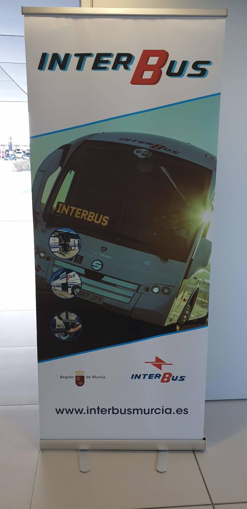 Corvera Airport Interbus