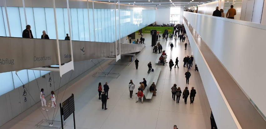 Murcia Corvera Airport RMU Opening Day