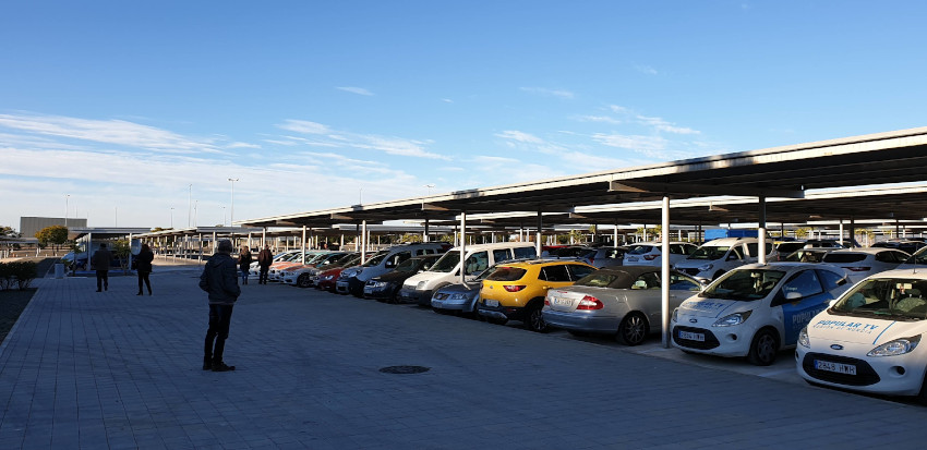 Region de Murcia Airport Parking