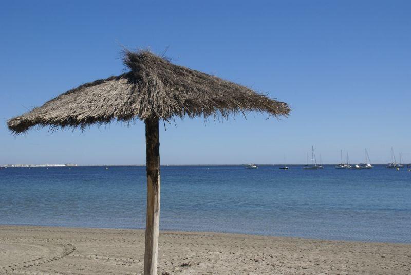 san javier beaches