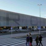Outside Corvera Airport image