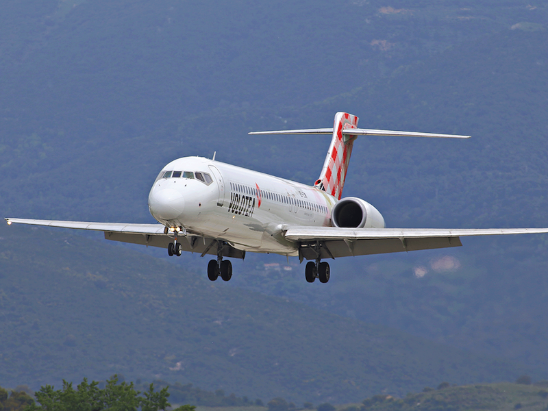 New Volotea flight between BIlbao and Corvera