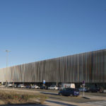 Terminal at Corvera Murcia Airport