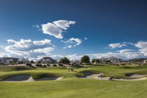 Golf course on Costa Cálida