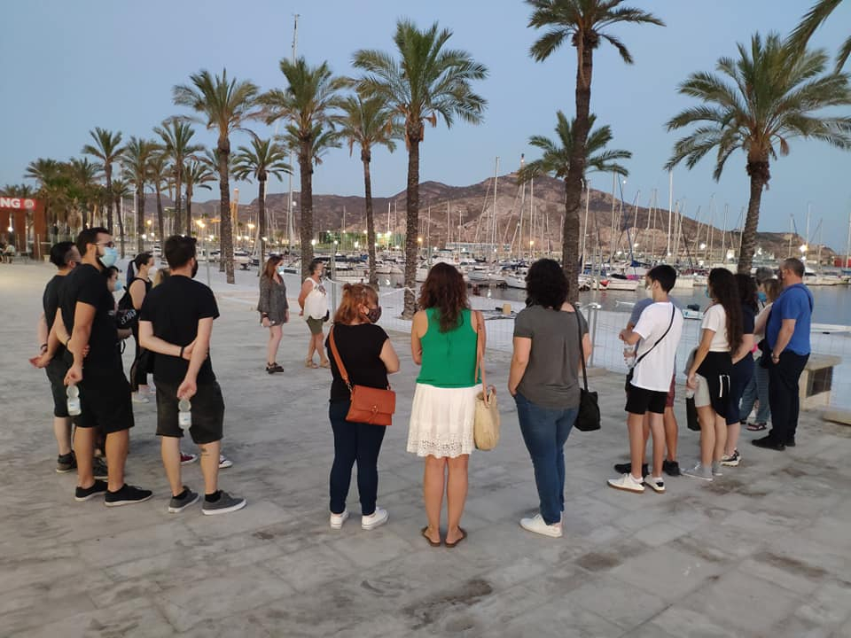 Guided tour in Murcia