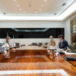 Prime Minister Pedro Sánchez presides over this week's COVID-19 monitoring committee